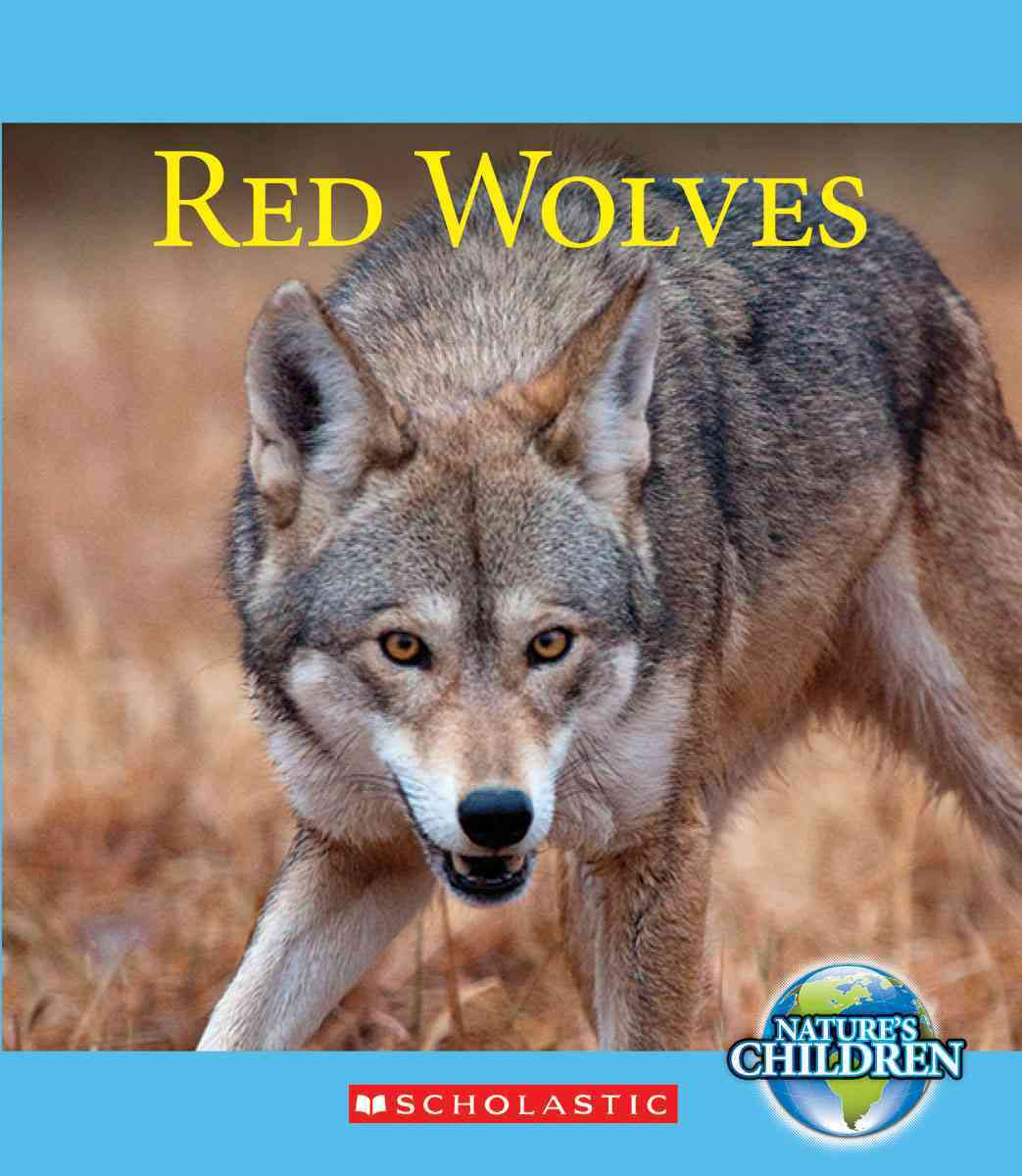 Red Wolves By Gregory, Josh